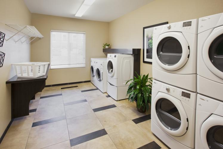 The Onsite Laundry Facilities