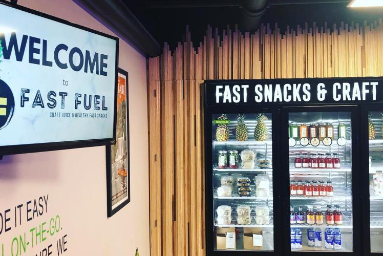 Fast Fuel: Grab & Go Healthy Fast Food