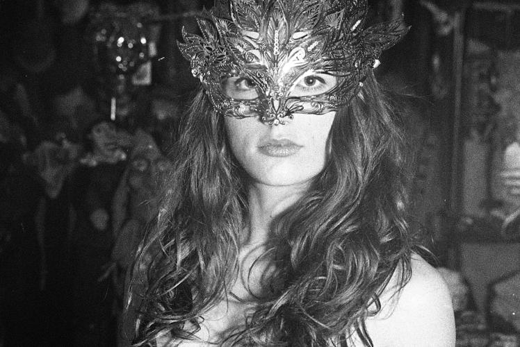 Jacob Taylor Photography - Masked Woman
