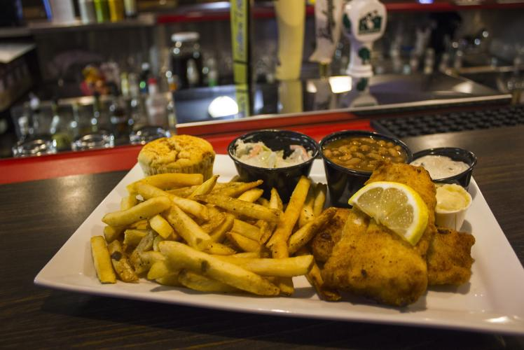 The Princeton Valley Pub & Grill - Fish Fry