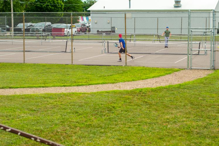 Gower Park Pickleball Courts - Lake Hallie, WI