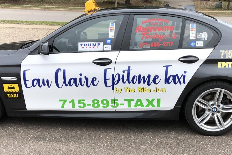 A+ Eau Claire Epitome Taxi
