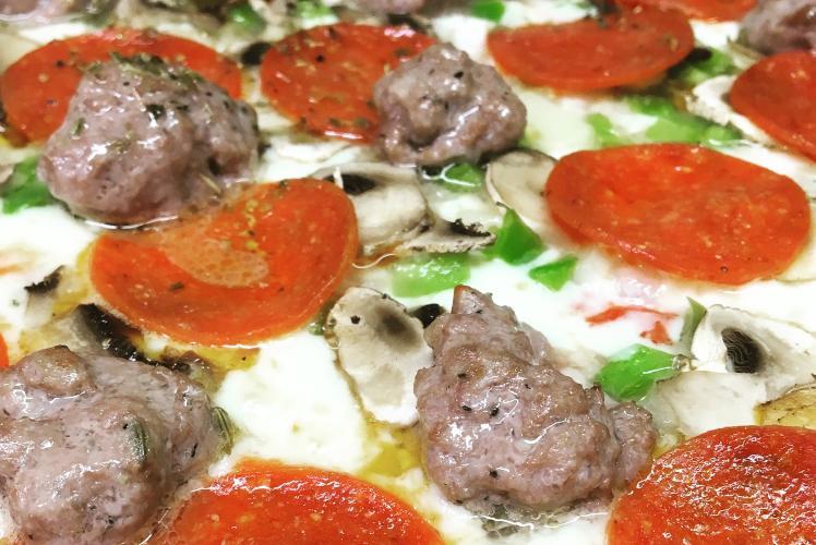 Draganetti's Ristorante - Pizza