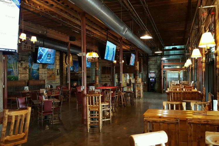 Northwoods Brew Pub in Osseo, Wisconsin