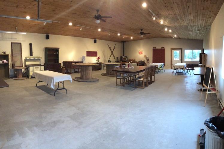 Curvue & Hideaway Cabin Rentals in Eau Claire, Wisconsin