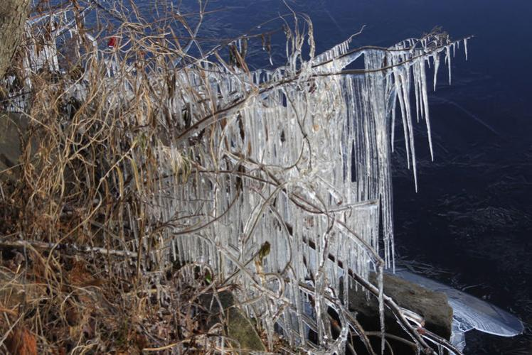 Winter at the Hideaway Resort - Chippewa Falls, WI