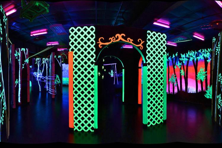 Action City Trampoline Park & Fun Center laser tag