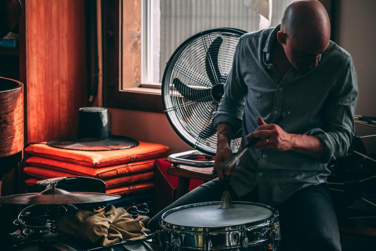 Taylor J. Smith Photography - Drummer