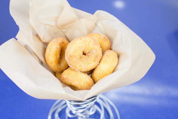 Micon Cinemas Eau Claire - Donuts