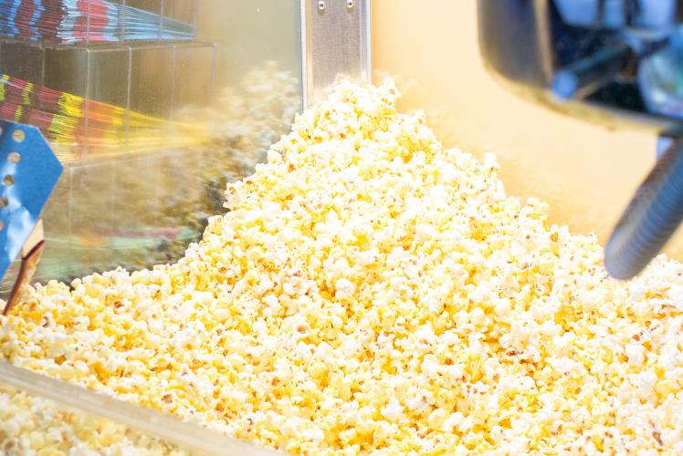 Downtown Micon Cinemas Popcorn