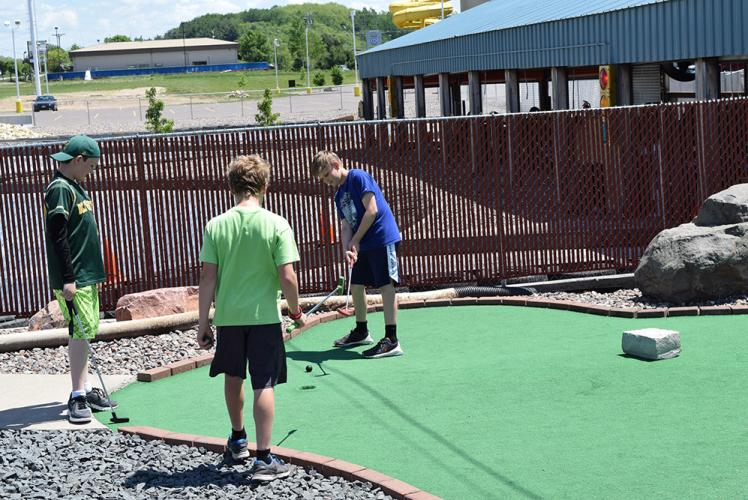 Action City Mini Golf
