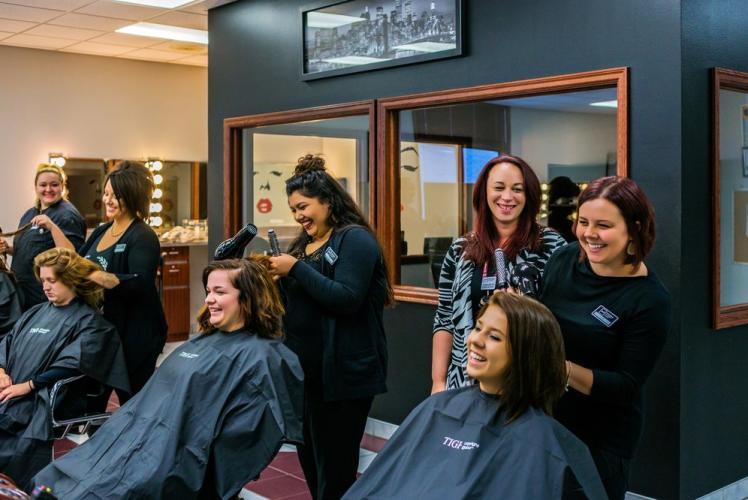 Professional Hair Design Academy