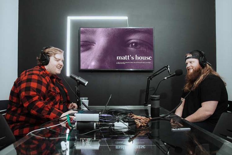 The Podcast Studio