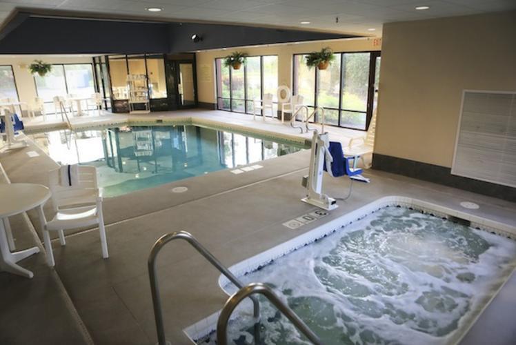 Hilton Inn Pool