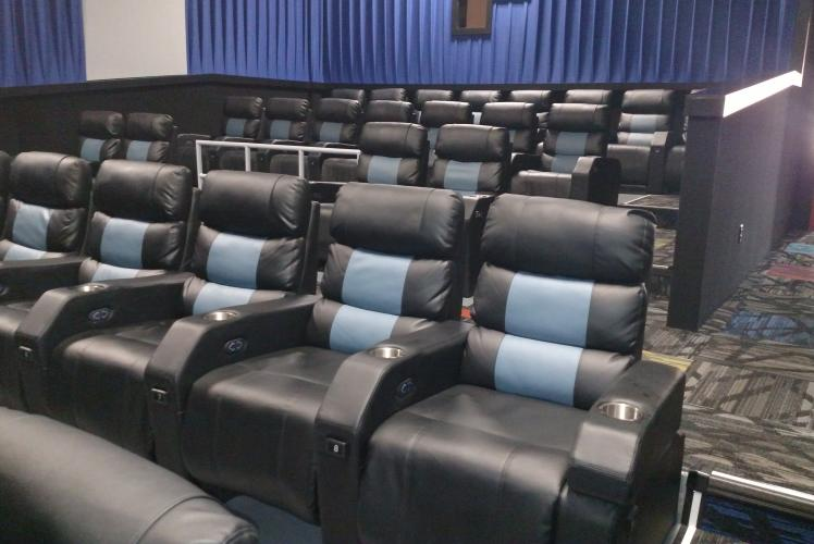 Micon Cinemas Eau Claire - Reclining Seats