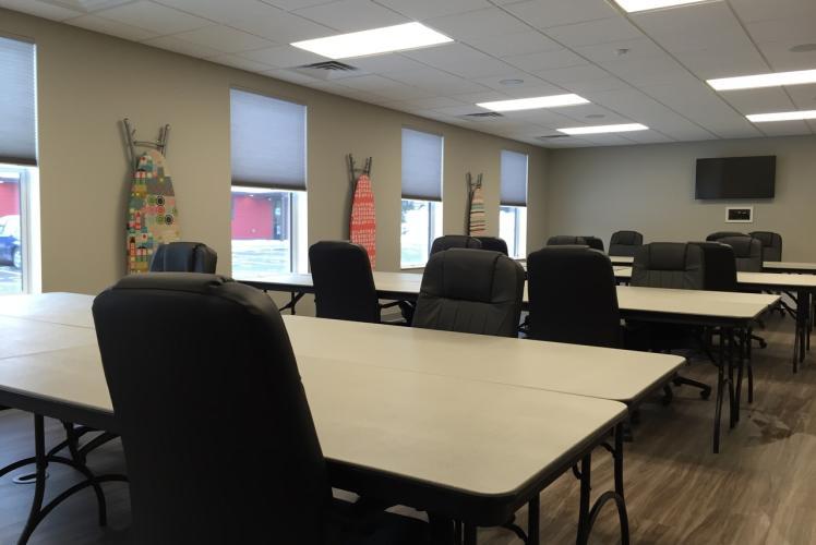 Supply Co & Retreat Center Craftroom in Altoona, WI