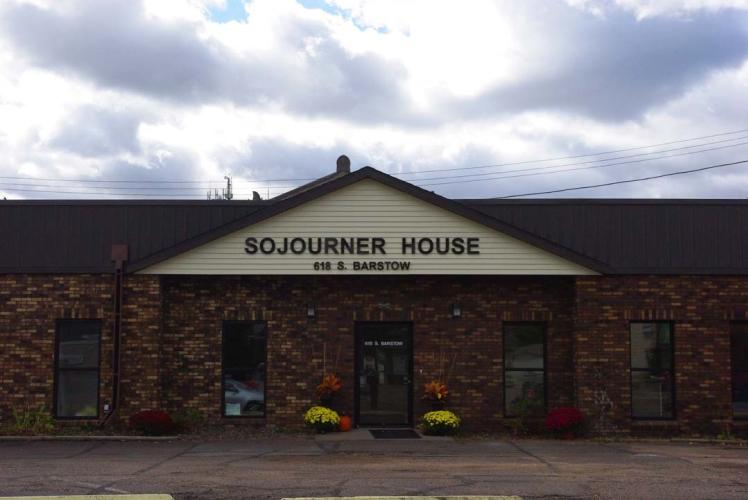 Sojourner House in Eau Claire, Wisconsin