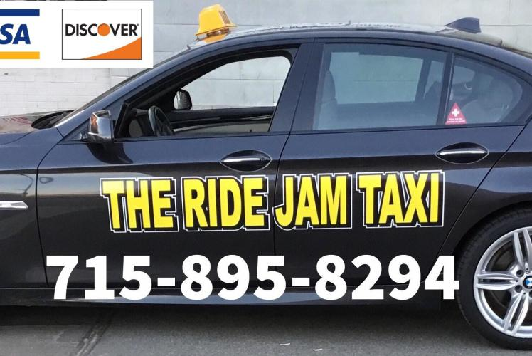 The Ride Jam Taxi Service