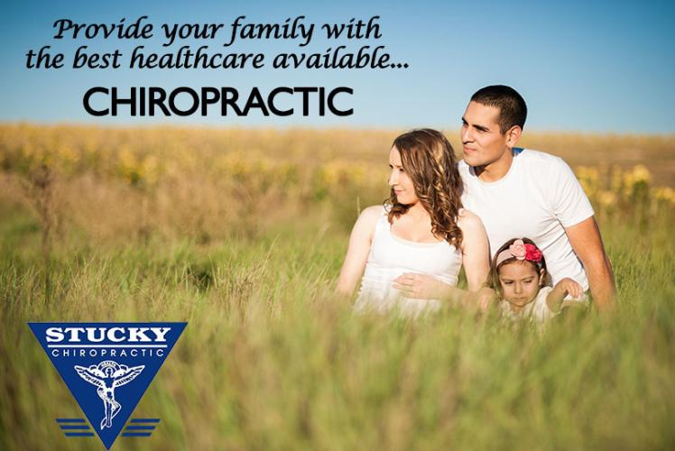 Service for your family at Stucky Chiropractic Center