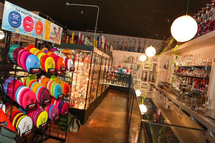 AZARA Store Front - Downtown Eau Claire