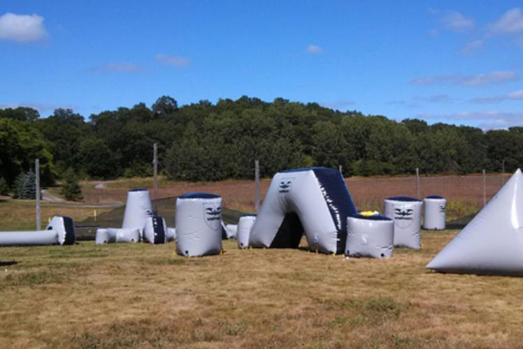 Battlefield Paintball In Osseo, Wisconsin