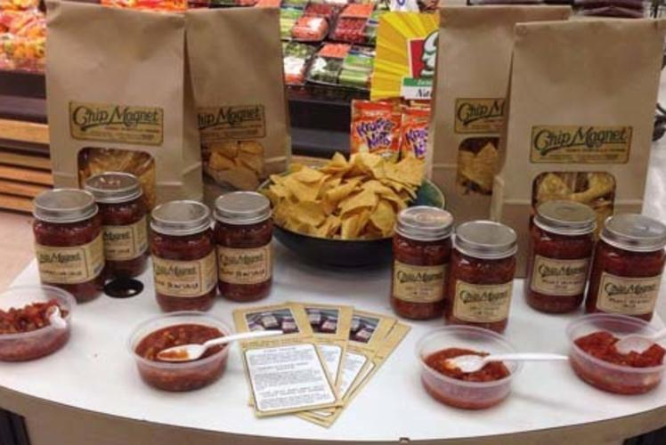 Chip Magnet Salsa Sold in Eau Claire, Wisconsin