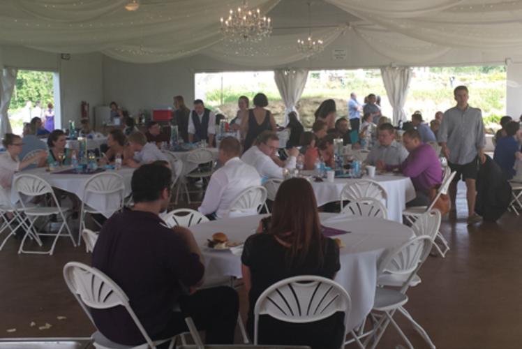 Eagles Banquet Hall & Conference Center Event Set-up