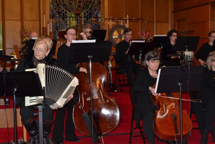 EC Chamber Orchestra