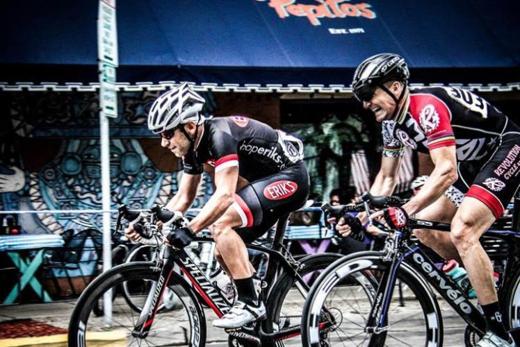 Eriks Bikes Racers