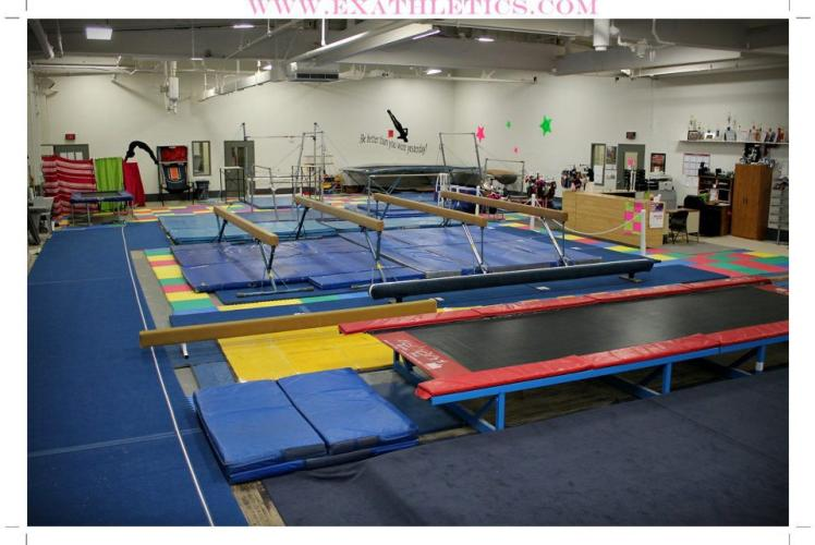 Exceptional Athletics Gym