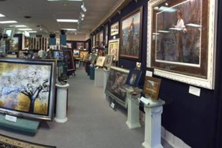 B~Framed Galleries - First Floor Gallery