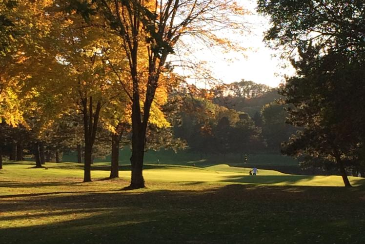 Princeton Valley Golf Course - Fall View 2