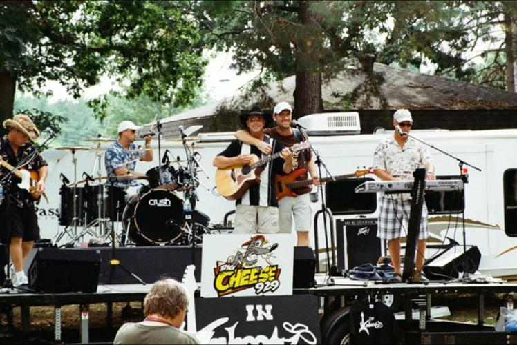 Festival in the Pines Band