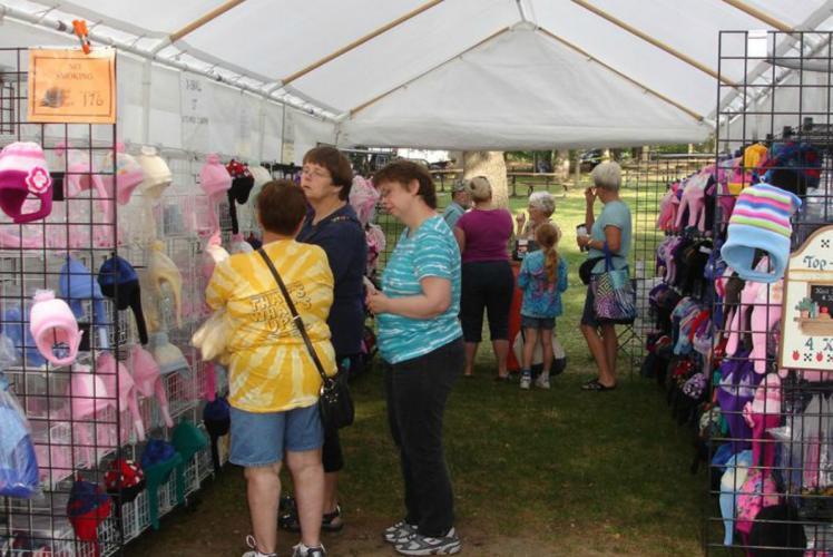 Festival in the Pines Vendor