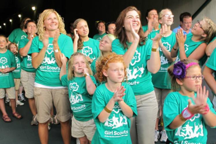 Girl Scouts of America in Eau Claire, Wi
