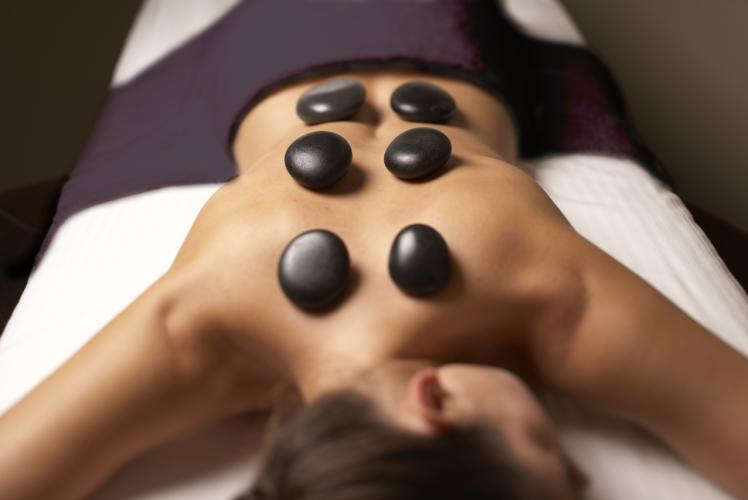Lotus Spa in Eau Claire, WI hot stone massage