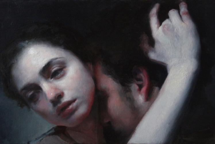 B~Framed Galleries - Kreyn- Alone Together