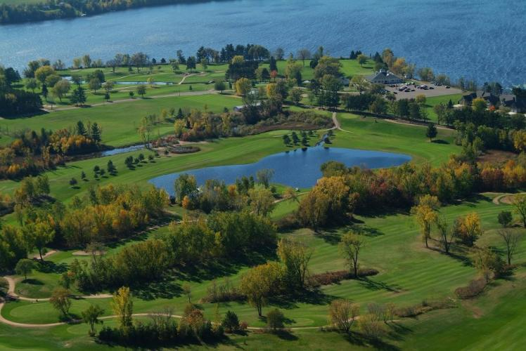 Lake Wissota Golf & Events golf course