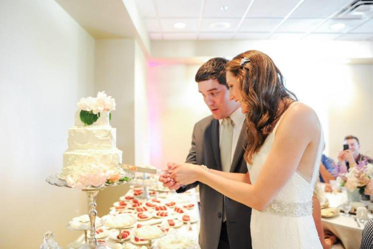 Lake Wissota Golf & Events Wedding