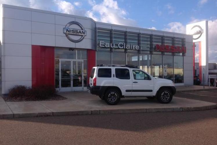 Eau Clair Automotive Group Nissan Exterior