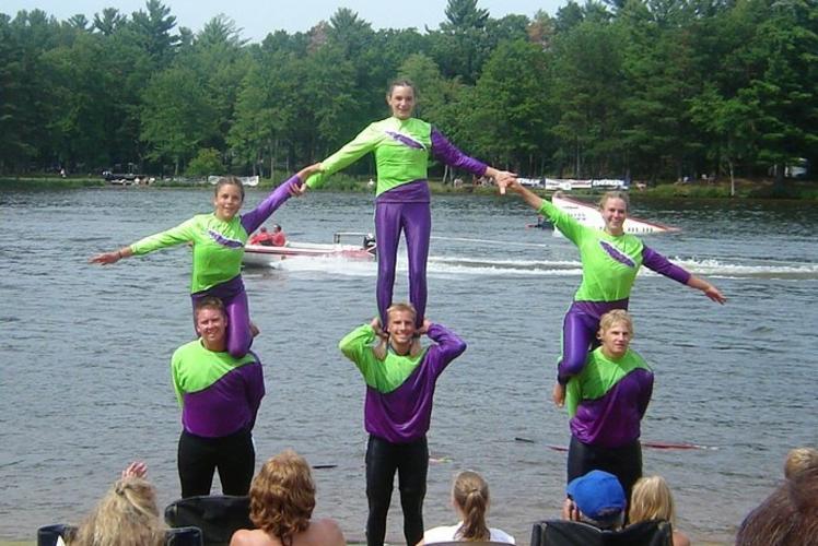 Ski Sprites Water Ski Show Team