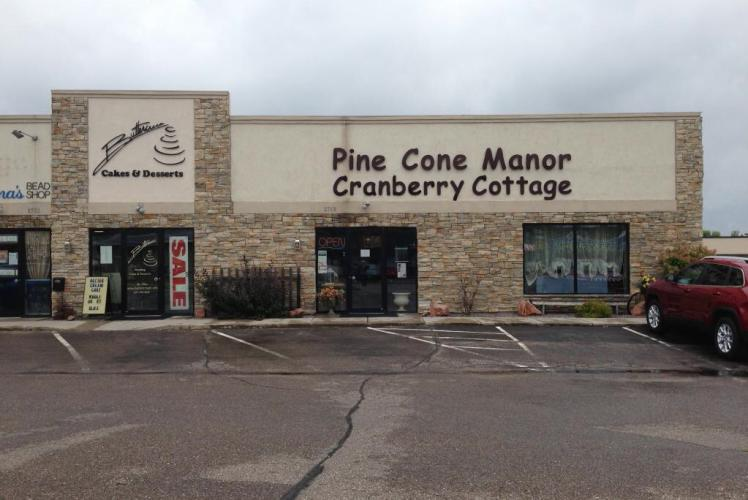 Pine Cone Manor