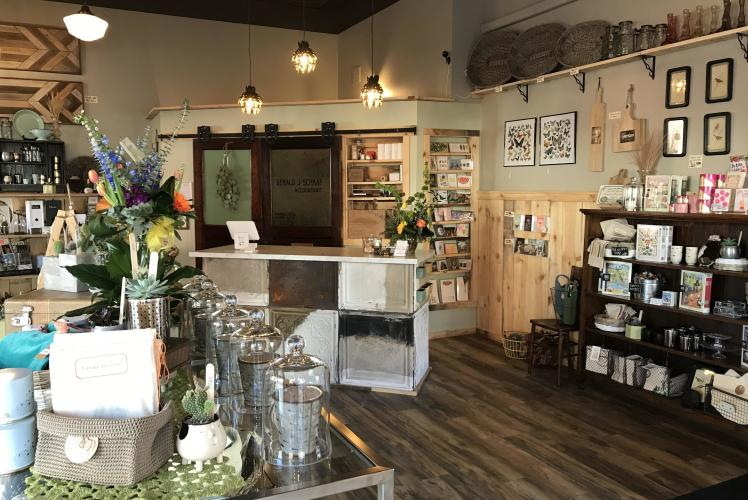 Ragged Man Goods & Gifts - Shop View