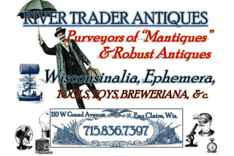 River Trade Antiques In Eau Claire, Wisconsin