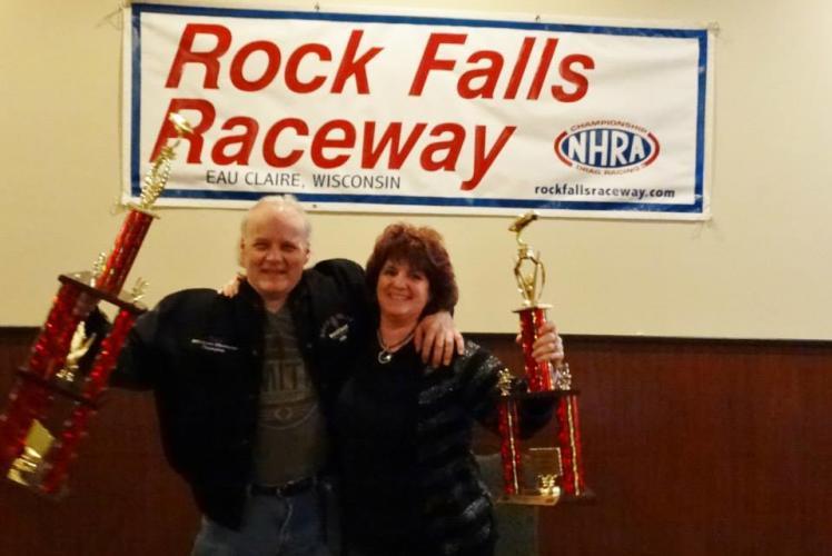 Rock Falls Raceway Awards 2
