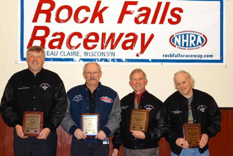 Rock Falls Raceway Awards 1