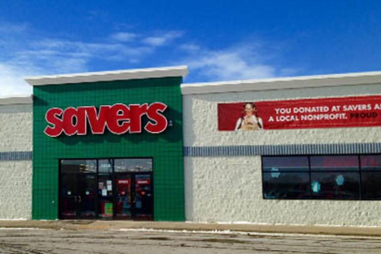 Savers in Eau Claire, Wisconsin