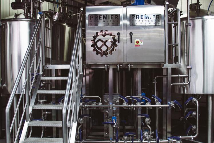 The Brewing Projekt - Brewing