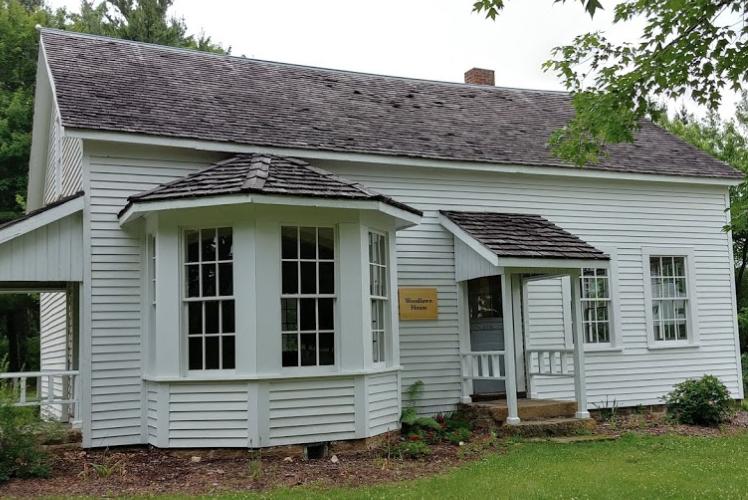 Caddie Woodlawn Historical Park - Home
