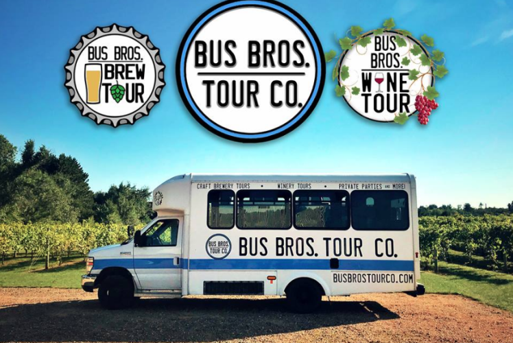 Bus Bros Tour Co - Bus